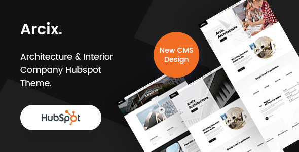 [Free Download] Arcix -Architecture Hubspot theme (Nulled) [Latest Version]
