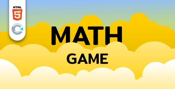 [Free Download] Math Game – HTML5 Educational Game (Nulled) [Latest Version]