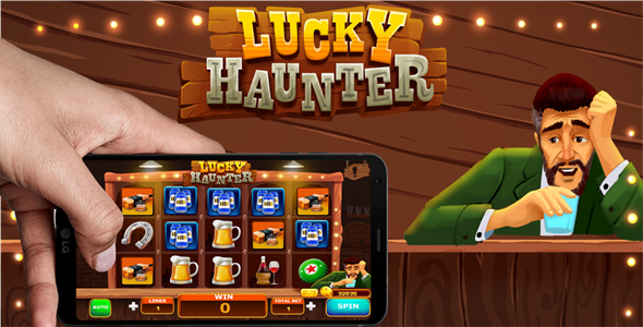 [Free Download] Lucky Haunter Slot Machine (Nulled) [Latest Version]