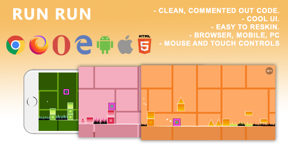 [Free Download] Run Run. Mobile, Html5 Game .c3p (Construct 3) (Nulled) [Latest Version]