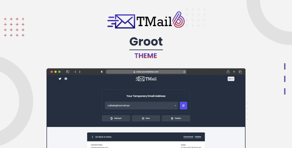 [Free Download] Groot – Theme for TMail (Nulled) [Latest Version]