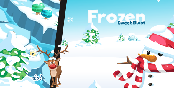 [Free Download] Frozen Jelly Game (Admob + Unity + Editor) (Nulled) [Latest Version]