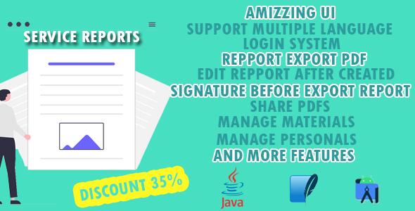 [Free Download] Service Report – Fast & Secure & Amizzing UI (Nulled) [Latest Version]