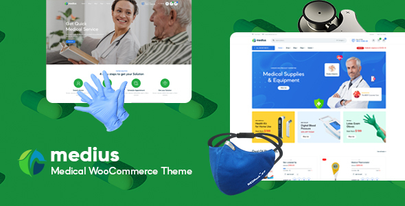 [Free Download] Medius – Medical & Health WooCommerce Theme (Nulled) [Latest Version]
