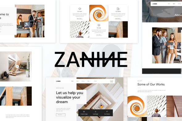 [Free Download] Zanine – Architecture Agency Elementor Template Kit (Nulled) [Latest Version]