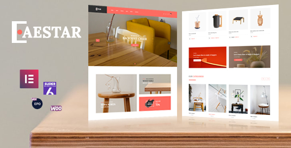 [Free Download] Estar – WooCommerce Theme (Nulled) [Latest Version]