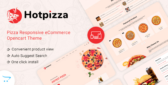 [Free Download] HotPizza – Pizza & Food Delivery OpenCart Store (Nulled) [Latest Version]