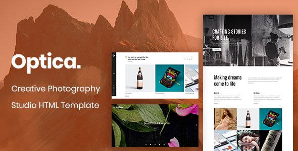 [Free Download] Optica – Creative Photography Studio HTML Template (Nulled) [Latest Version]
