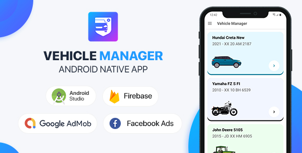 [Free Download] Vehicle Manager with Php Backend – Android (Kotlin) (Nulled) [Latest Version]