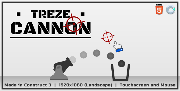 [Free Download] TRZ Cannon – HTML5 Casual game (Nulled) [Latest Version]