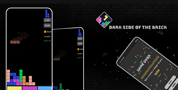 [Free Download] Brick Classic : Brick Game (Nulled) [Latest Version]