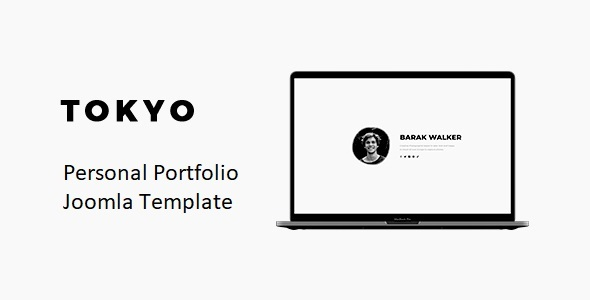 [Free Download] Tokyo – Personal Portfolio Joomla Template With Page Builder (Nulled) [Latest Version]