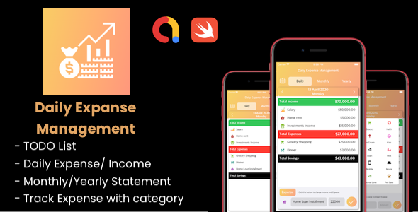[Free Download] Daily Expense Management (Nulled) [Latest Version]