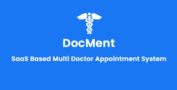 [Free Download] DocMent – SaaS Based Multi Doctor Appointment System (Nulled) [Latest Version]