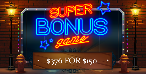 [Free Download] 9 Casino Slot Machine Games $376 for $150 (Nulled) [Latest Version]
