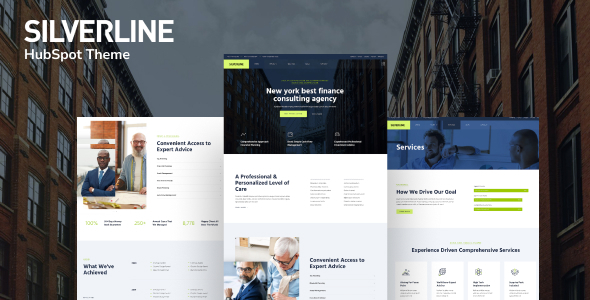 [Free Download] Silverline – Finance & Investment HubSpot Theme (Nulled) [Latest Version]