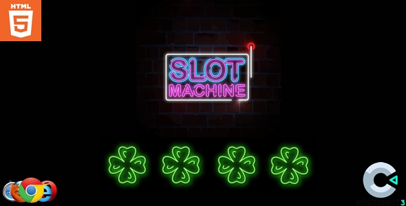 [Free Download] Slot Machine – HTML5 (Nulled) [Latest Version]