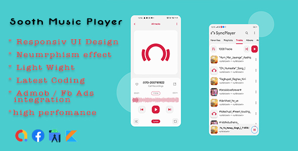 [Free Download] SyncPlayer – latest Music player with new feaures (Nulled) [Latest Version]