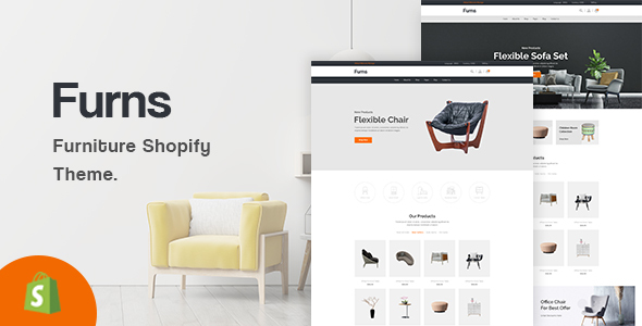 [Free Download] Furns – Furniture Shopify Theme (Nulled) [Latest Version]