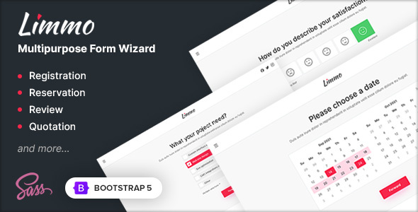 [Free Download] Limmo – Multipurpose Form Wizard (Nulled) [Latest Version]