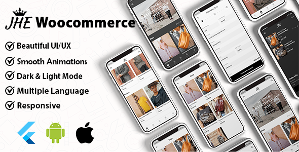 [Free Download] JHE Woocommerce Flutter App ( Andorid & IOS ) (Nulled) [Latest Version]