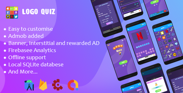 [Free Download] Logo Quiz Game (Nulled) [Latest Version]