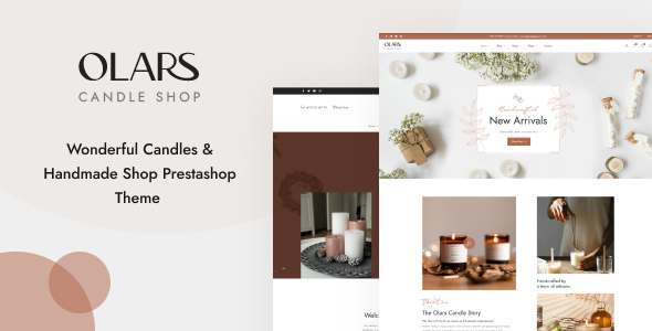 [Free Download] Leo Olars – Candles And Handmade Shop Prestashop Theme (Nulled) [Latest Version]