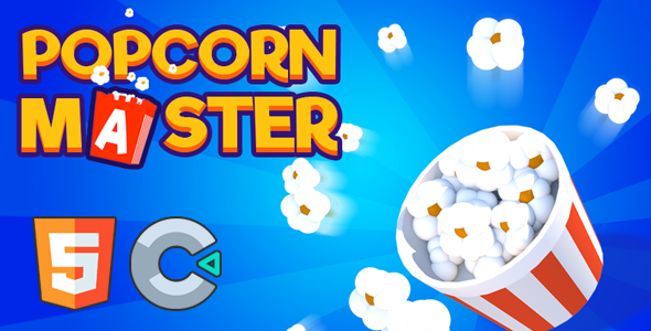 [Free Download] Popcorn Master – (HTML5 Game – Construct 3) (Nulled) [Latest Version]