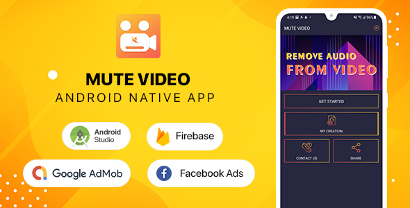 [Free Download] Video Mute – Android (Nulled) [Latest Version]
