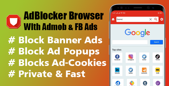 [Free Download] Mars Adblocker Browser : Adblock & Private Browser (Nulled) [Latest Version]