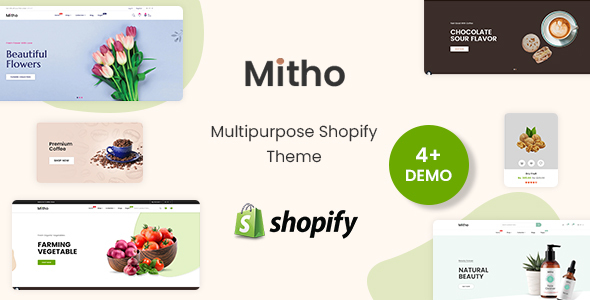 [Free Download] Mitho – Multipurpose new features shopify theme (Nulled) [Latest Version]