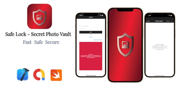 [Free Download] Safe Lock – Secret Photo Vault   Google AdMob   In App Purchase   iOS Source Code (Nulled) [Latest Version]