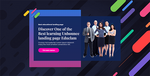 [Free Download] Educlam – Educational Landing page (Nulled) [Latest Version]
