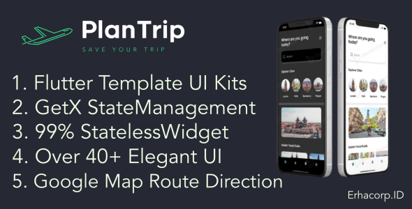 [Free Download] PlanTrip – Social Flutter 2 Template UI with GetX (Nulled) [Latest Version]