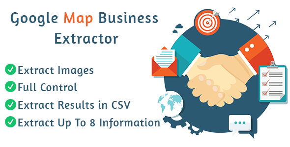 [Free Download] Google Map Business Extractor (Nulled) [Latest Version]