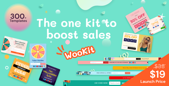 [Free Download] Wookit: Email Popups, Cart Abandonment (Nulled) [Latest Version]