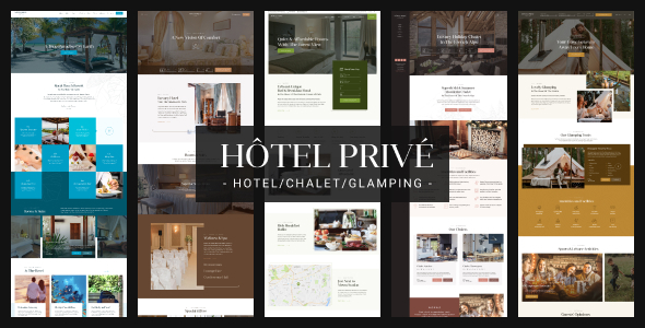[Free Download] HotelPrive – Resort HTML Template (Nulled) [Latest Version]