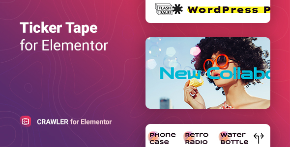 [Free Download] Crawler – Ticker Plugin for Elementor (Nulled) [Latest Version]