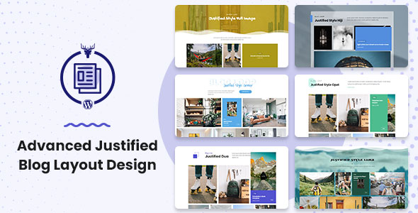 [Free Download] Advanced Justified Blog Layout Design (Nulled) [Latest Version]
