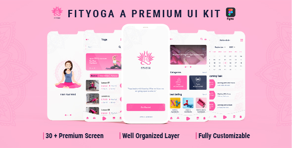 [Free Download] Fityoga – Yoga figma Template (Nulled) [Latest Version]