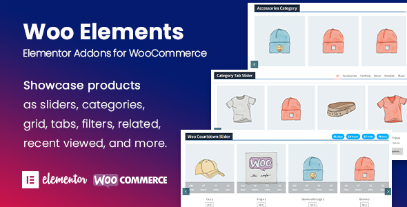 [Free Download] Woo Elements – Elementor Addons for WooCommerce WordPress Plugin (Nulled) [Latest Version]