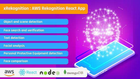 [Free Download] xRekognition AWS Amazon Rekognition – AI / ML Face Search, Image Analysis and Image Recognition (Nulled) [Latest Version]
