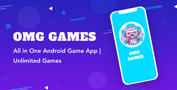 [Free Download] OMG Games – All in One Game App   AdMob   Unlimited Games   Android (Nulled) [Latest Version]