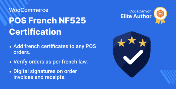 [Free Download] WooCommerce POS French NF525 Certification (Nulled) [Latest Version]