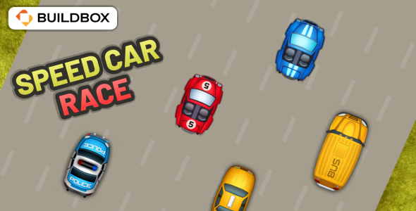 [Free Download] Speed Car Race Buildbox Template (Nulled) [Latest Version]