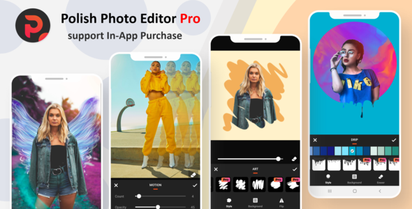 [Free Download] Polish Photo Editor Pro – All In One Photo Editor – In-App Purchase (Nulled) [Latest Version]