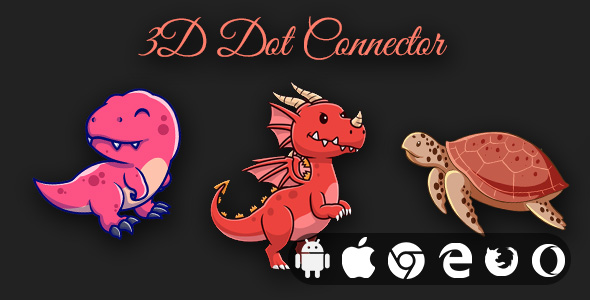 [Free Download] 3D Dot Connector – Cross Platform Educational Game (Nulled) [Latest Version]