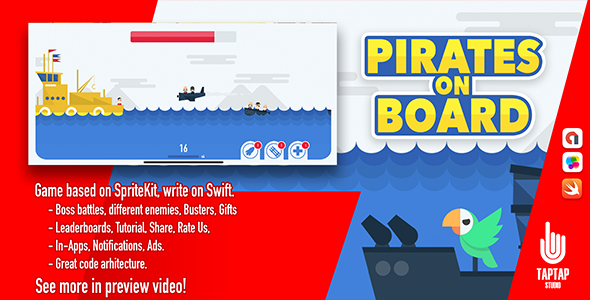 [Free Download] Pirates on Board (Nulled) [Latest Version]