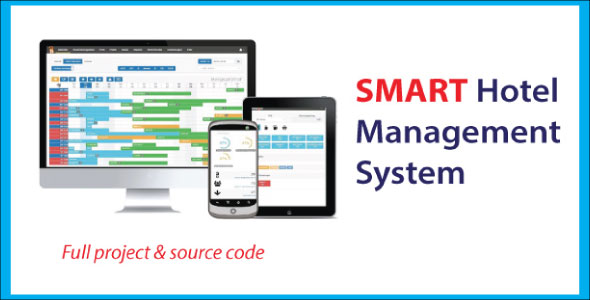 [Free Download] Smart Hotel Management System with source code (Nulled) [Latest Version]
