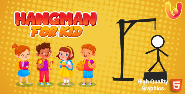 [Free Download] Hangman for Kids (Nulled) [Latest Version]